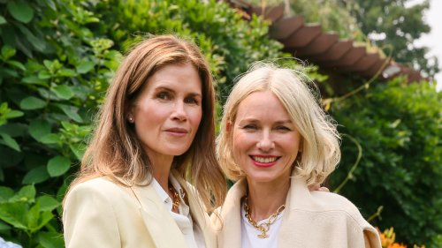 Mytheresa, Naomi Watts, and Gucci Westman Hosted a Lovely Lunch Out East