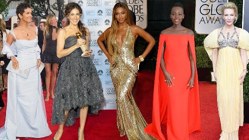 The Best Golden Globes Dresses of All Time