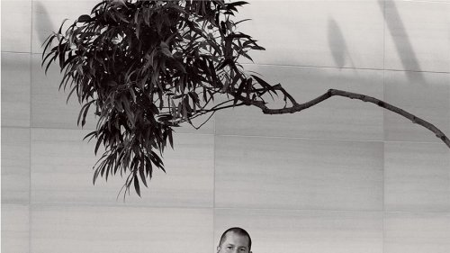 A Rare Look at Design Genius Jony Ive: The Man Behind the Apple Watch