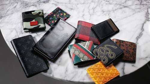 Shopping for Father's Day? You Can't Go Wrong With Any of These Classic Leather Wallets