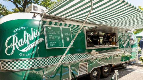 Ralph Lauren Is Touring the Country With Its New Hot Dog Stand