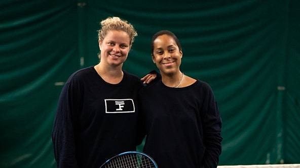 Tennis Champion Kim Clijsters Will Wear This Black Woman–Owned Label for Her Return to the U.S. Open
