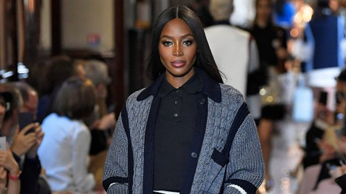Naomi Campbell Shares Her 'Secret Weapon' for Runway-Ready Legs