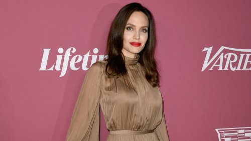 Angelina Jolie Just Introduced the Next Great Red Carpet Label