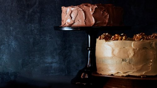Skip the Pie—Make This Pumpkin Layer Cake With Brown Sugar Frosting Instead