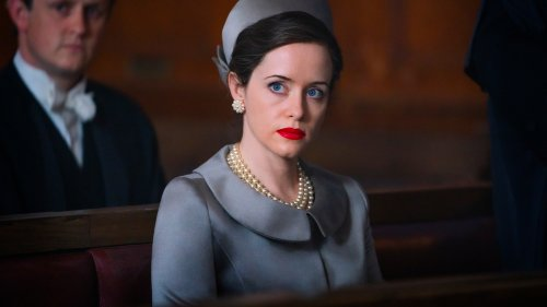 An Exclusive First Look at Claire Foy in 'A Very British Scandal'