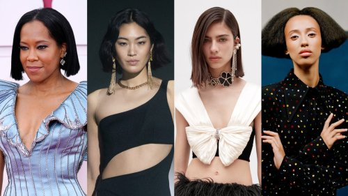 Why the Bob Haircut Is the Look of the Summer