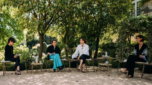 Want to Join the Chanel Book Club? Charlotte Casiraghi Shares a Preview from Provence