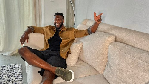 Aldis Hodge Turned the Zegna Men's Show Into an At-Home Photo Shoot
