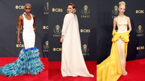 The Best Dressed Stars at the 2021 Primetime Emmy Awards