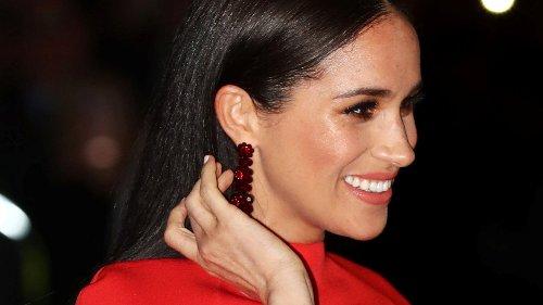 Meghan Markle & Kate Middleton überraschen mit zwei neuen Frisuren-Ideen für lange Haare