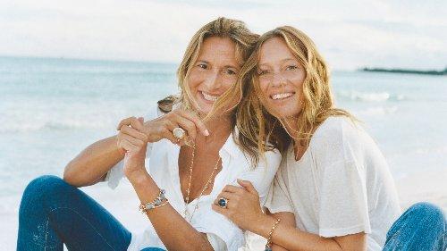 Tamara Comolli lanciert neue Kampagne mit Carolyn Murphy und Zippora Seven