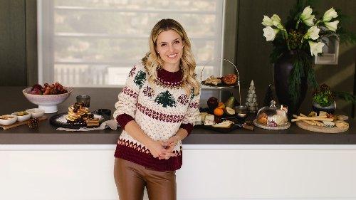 Weihnachtsdeko vom Profi: Westwing-Gründerin Delia Lachance verrät, wie der perfekte X-mas-Brunch gelingt