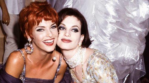 90er-Jahre-Retrospektive: Was wirklich hinter den Kulissen der Haute Couture Fashion Week geschah