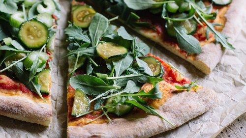 Vegetarische und glutenfreie Pizza: Dieses leckere Rezept müssen Sie probieren