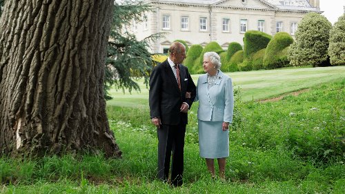Prinz Philip, Duke of Edinburgh und Ehemann der Queen, ist verstorben – sein Leben in Bildern