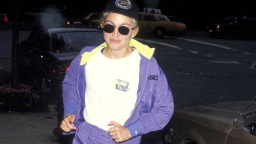 Madonnas Fitness-Looks aus den 80s & 90s haben mir geholfen, meine Angst vor Sport im Freien zu überwinden