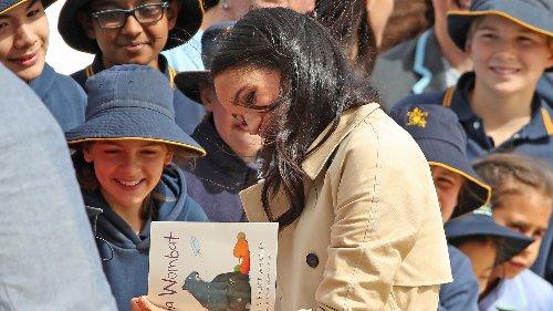 """""""The Bench"""": Was das Kinderbuch von Meghan Markle mit Prinz Harry zu tun hat"""