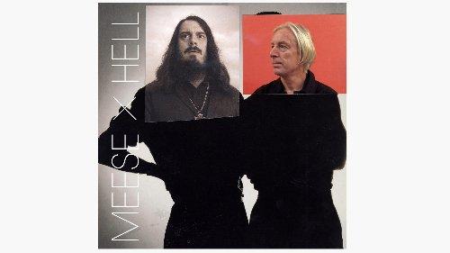 DJ Hell und Jonathan Meese haben ein gemeinsames Album aufgenommen – und Meeses Mutter ist auch mit dabei