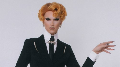 High Glam! Drama! Weshalb die Berliner Drag Queen Chloe Waldorf Vintage-Looks von Thierry Mugler sammelt