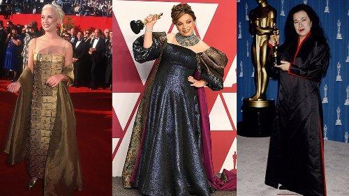 Las diseñadoras de vestuario son las verdaderas rebeldes de la alfombra roja de los Oscar