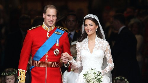 Un nuevo documental desvela detalles inéditos de la boda del príncipe Guillermo y Kate Middleton