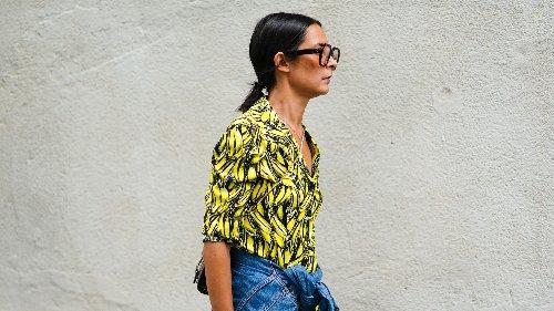 Así es el vestido estampado que está conquistando a las expertas en moda