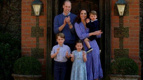 El detalle con el que Kate Middleton homenajea a los príncipes William y Carlos, al duque de Edimburgo y a su propio padre