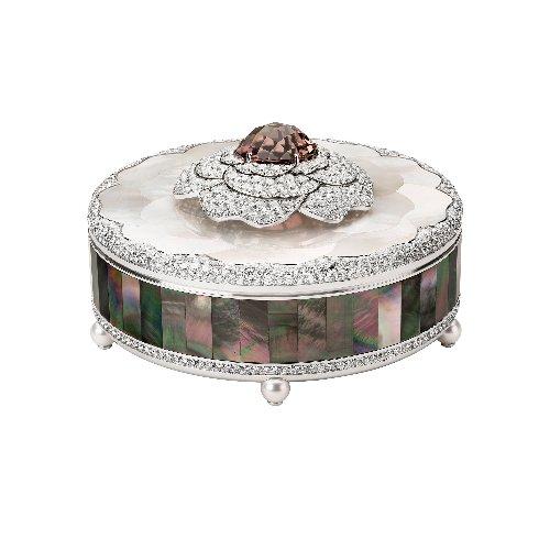 7 boîtes à bijoux ultra luxe à offrir aux collectionneurs de belles choses