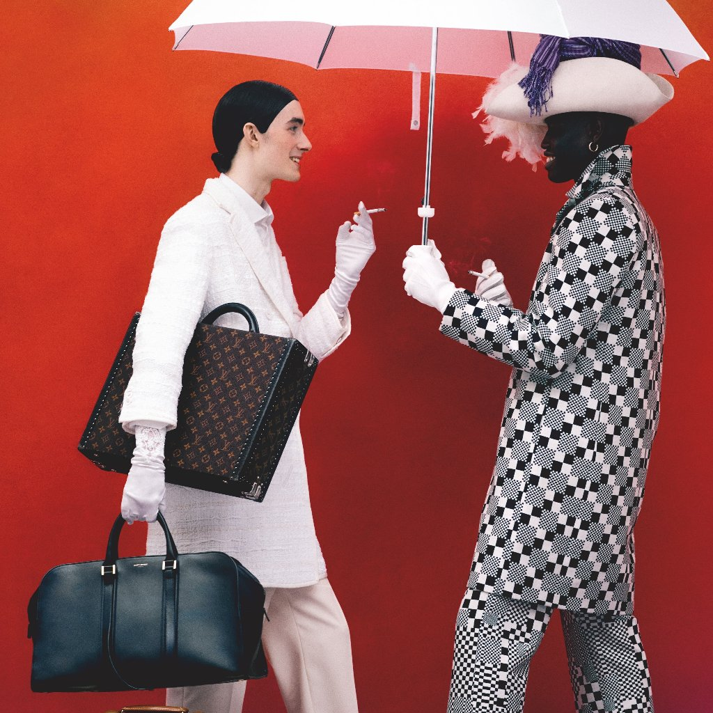 Vogue Hommes - cover