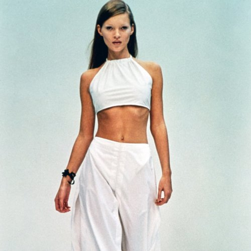 Prada: When Kate met Miuccia: These magical 1990s Prada runway moments still define summer style