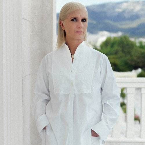 """I want to emphasise the beauty of the country"""": Maria Grazia Chiuri on hosting Dior's Cruise 2022 collection in Athens"""