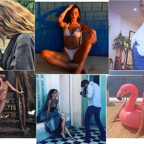 Les mannequins qui ont fait le plus de buzz sur Instagram en 2017