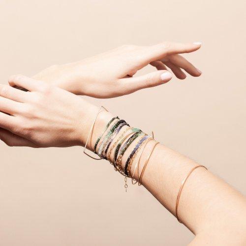 les bracelets Nonza solaires sont notre bijou de la semaine