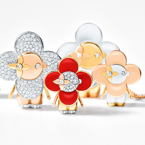 Quels petits personnages adorables se cachent derrière ces bijoux ?