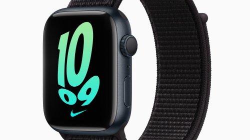 Apple Watch Series 7 : 3 raisons pour lesquelles les sportifs ne peuvent déjà plus s'en passer