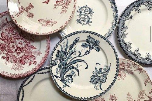 Où chiner de la jolie vaisselle vintage ?