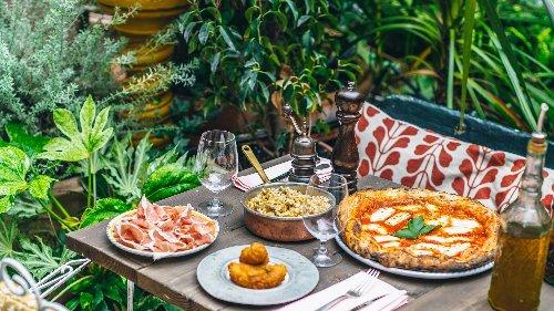 Les 21 meilleures terrasses où dîner à Londres