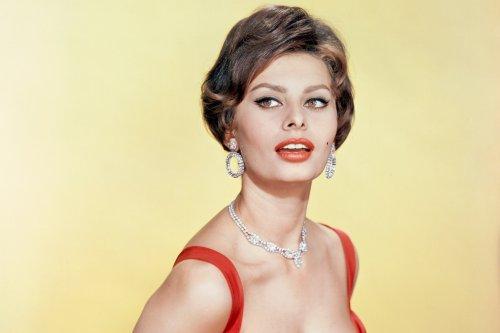 Amour, spaghettis et mode… 10 pensées inspirantes de Sophia Loren