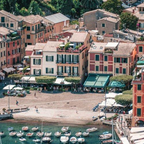 The Splendido Mare hotel in Portofino has been renovated by Festen