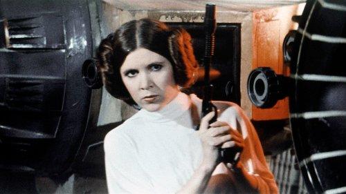 Star Wars : les secrets de la robe mythique de la princesse Leia