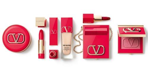 Votre invitation privilégiée pour un make-up exclusif avec Valentino Beauty