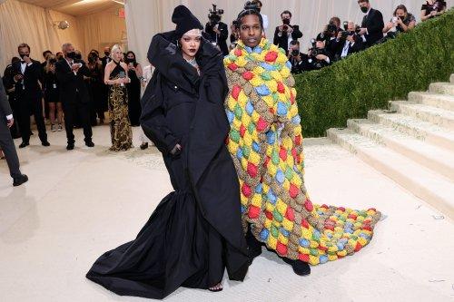 Rihanna et A$AP Rocky, Billie Eilish… Les meilleurs looks du Met Gala 2021