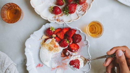 La meilleure recette de fraises à essayer ce Printemps