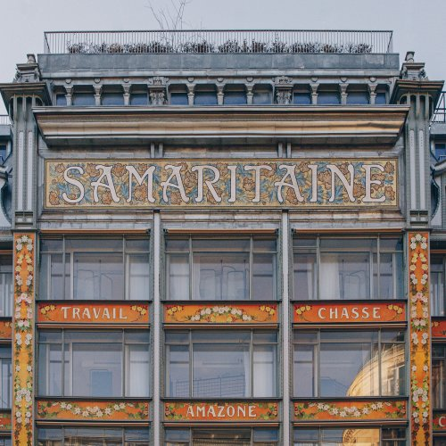 The Samaritaine: 16 years after its closure, the department store is re-opening its doors.