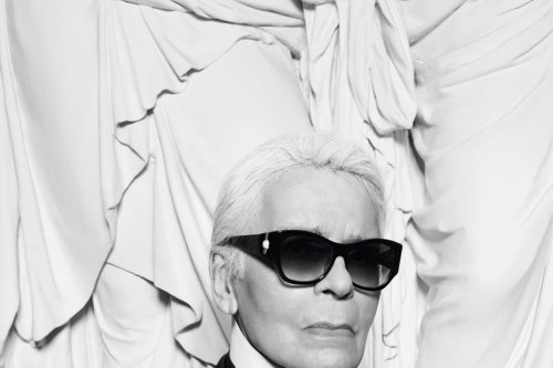 A series about Karl Lagerfeld is coming soon to Disney+