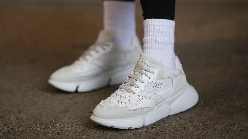 Da adidas a Nike: le sneakers più amate dalle influencer
