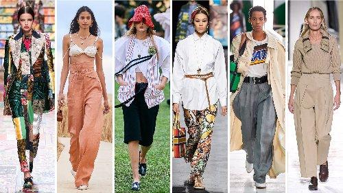 10 pantaloni di tendenza per la primavera estate 2021