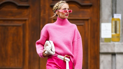 Tendenze Maglioni 2021, 10 modelli rosa bubble-gum da comprare