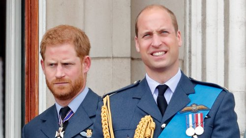 William accusa Harry di aver fame di celebrità